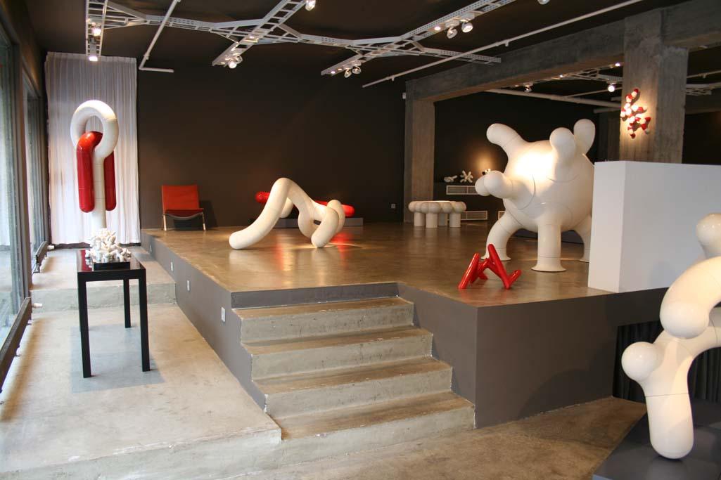 Galerie Jérôme Sohier - Bruxelle